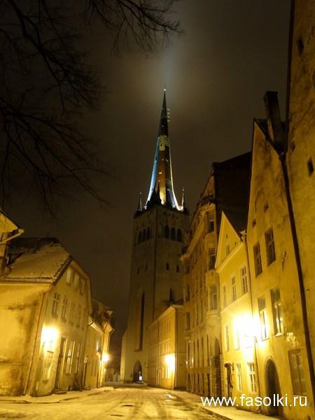Старый город Таллина (Tallinna vanalinn)