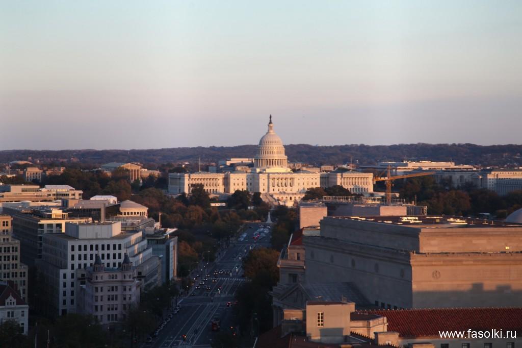 Капитолий, Вашингтон, округ Колумбия