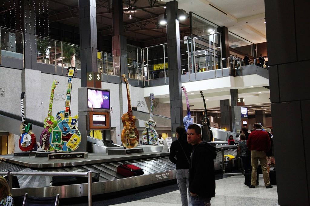 Аэропорт Остина