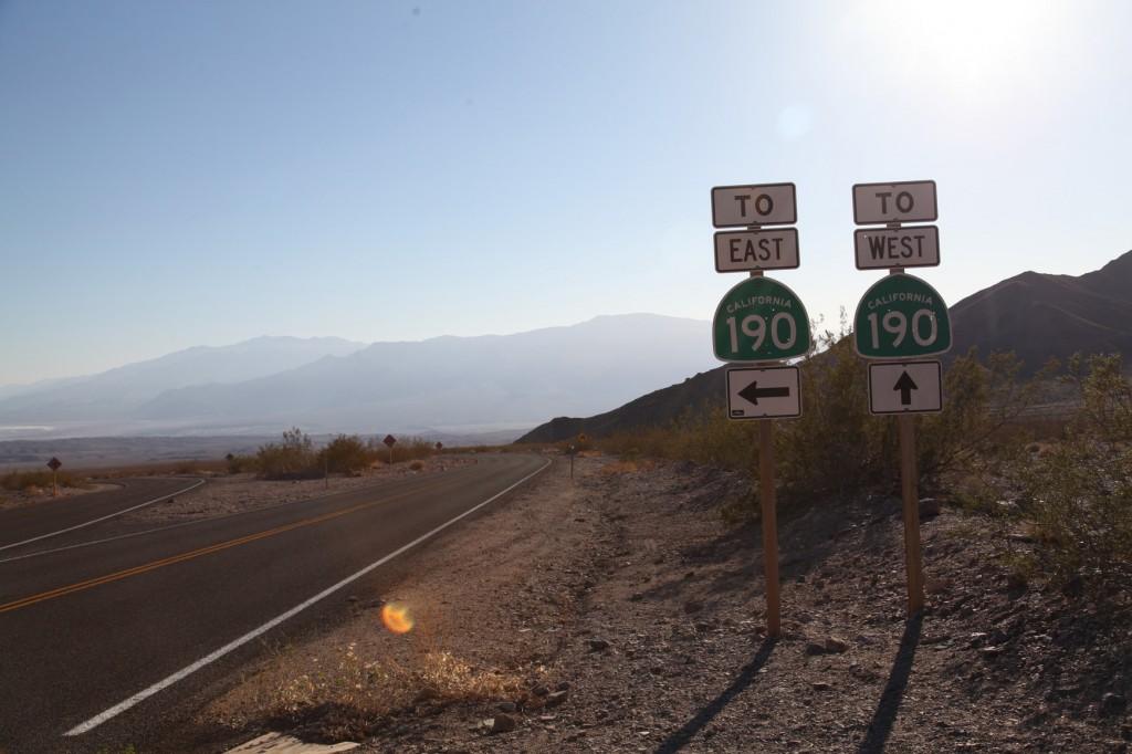 Долина Смерти, Калифорния