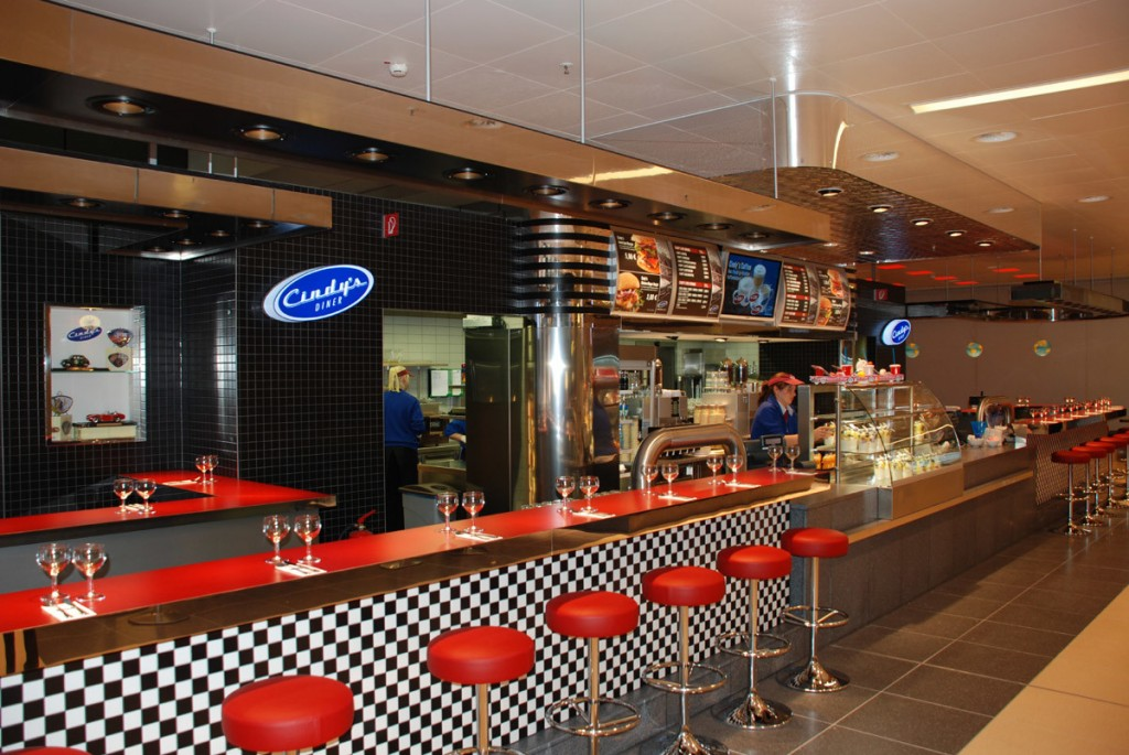 Beverly Hills Diner
