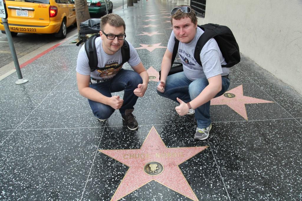 Голливудский бульвар, Лос-Анджелес