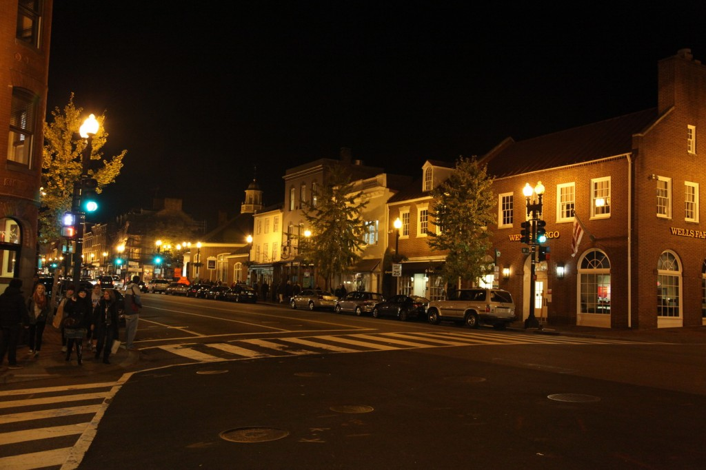 Вашингтон, Джорджтаун