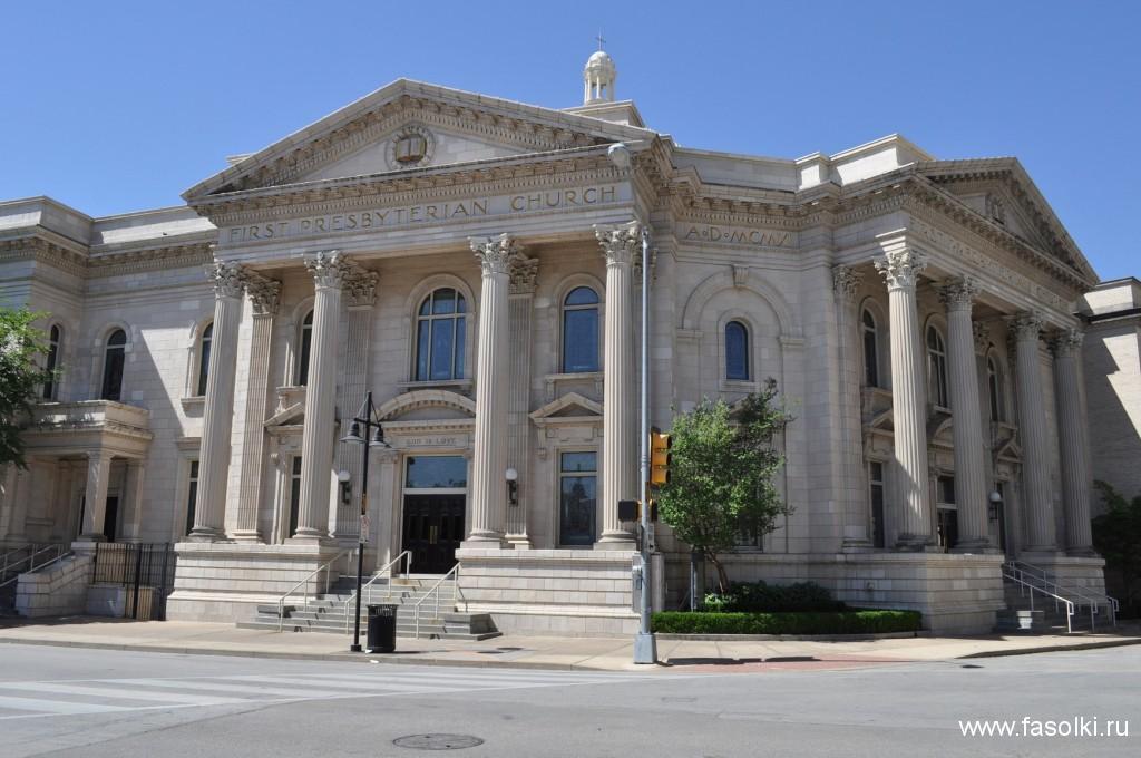 Пресвитерианская церковь Далласа