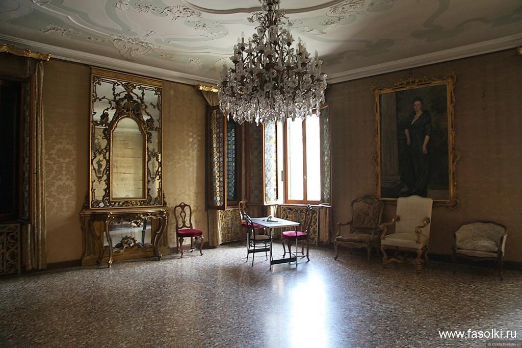 Интерьер апартаментов Residenza Ca'Zanardi