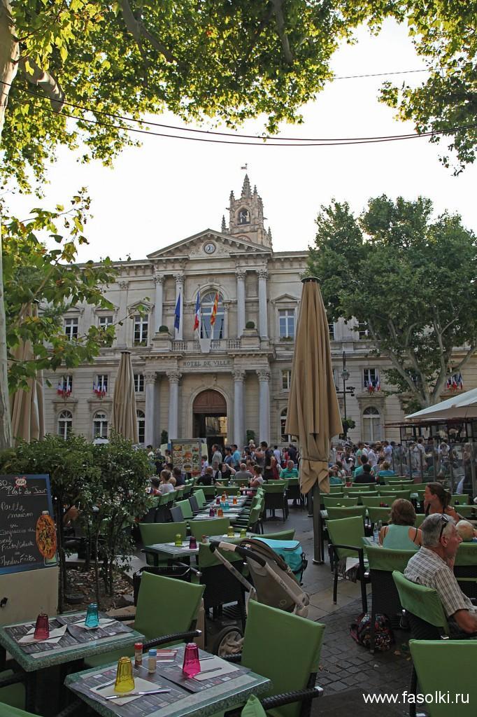 Городская ратуша Авиньона