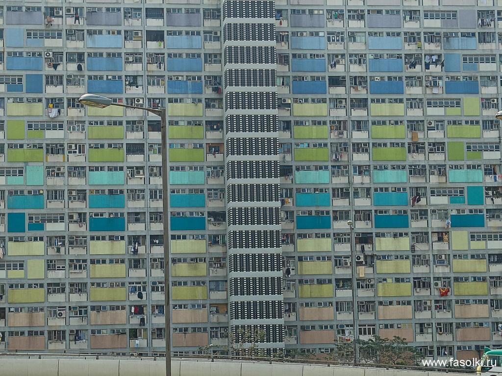 Вот где живут обычные гонконгцы
