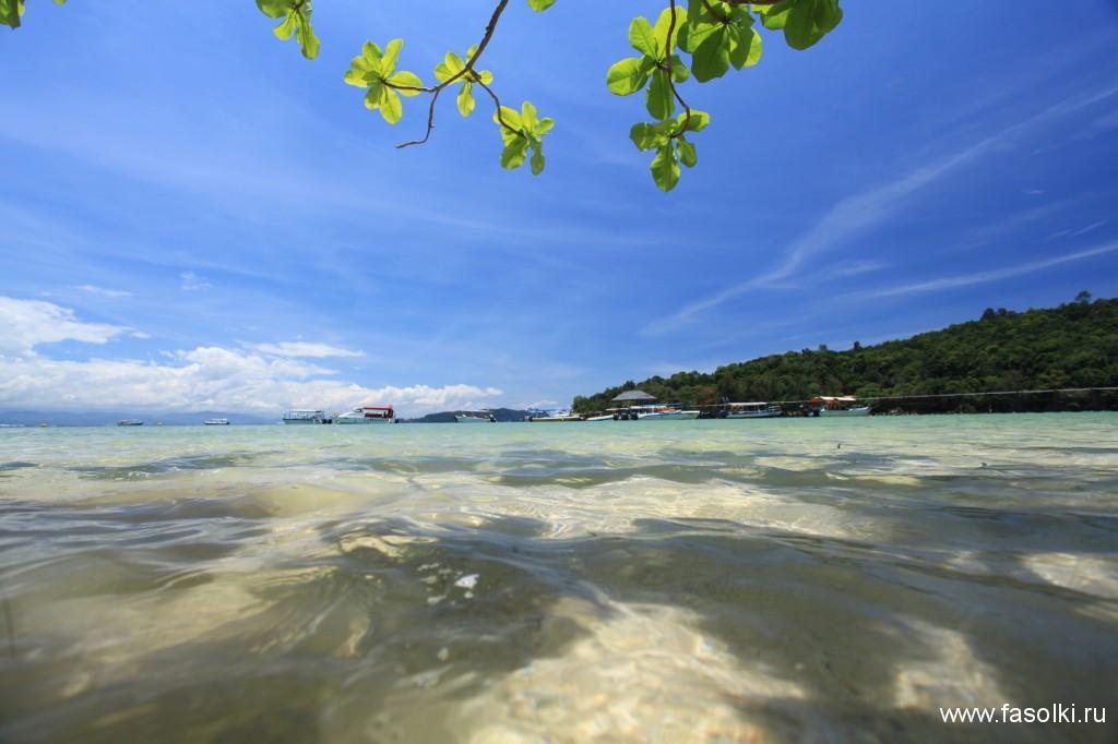 Райский остров Гайа