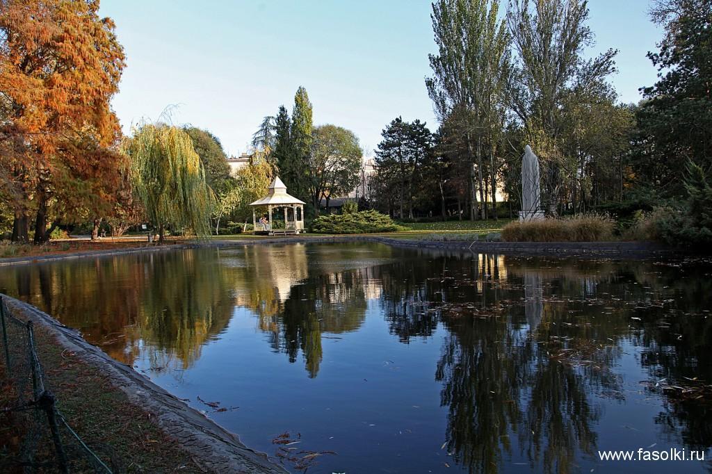 Дунайский парк, Нови-Сад