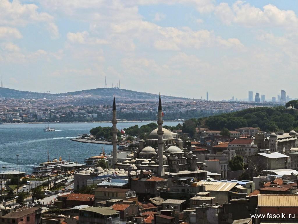 Новая мечеть (мечеть матерей султанов)