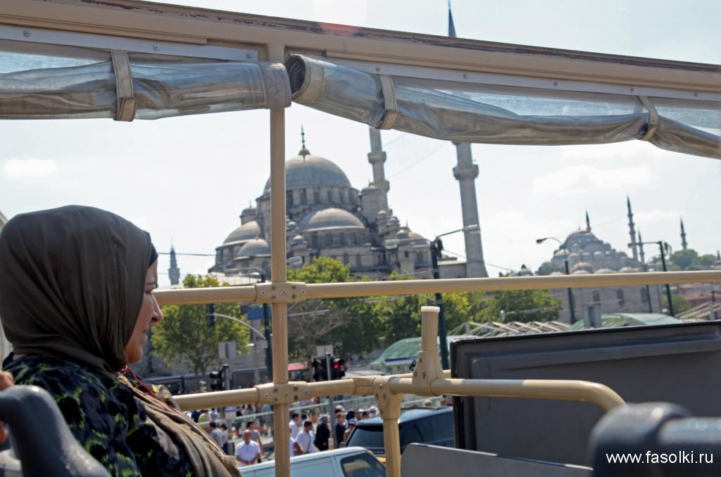 Новая мечеть в Стамбуле