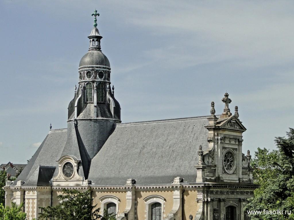 Церковь Святого Викентия, Блуа