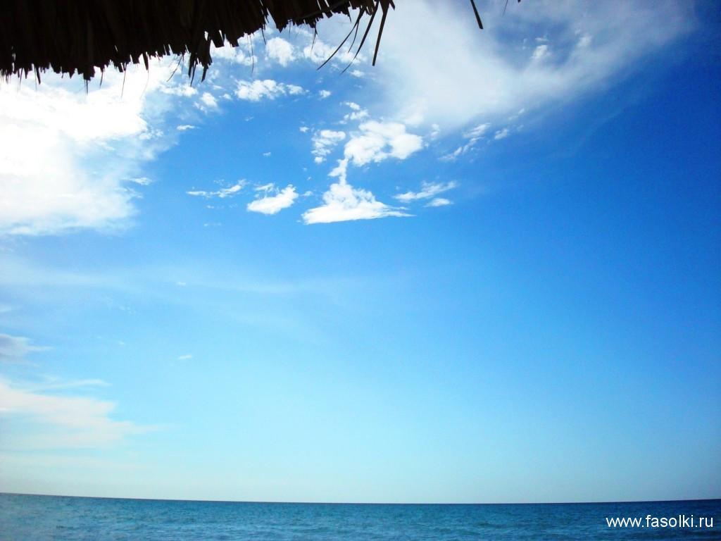 Пляж отеля Blau Varadero