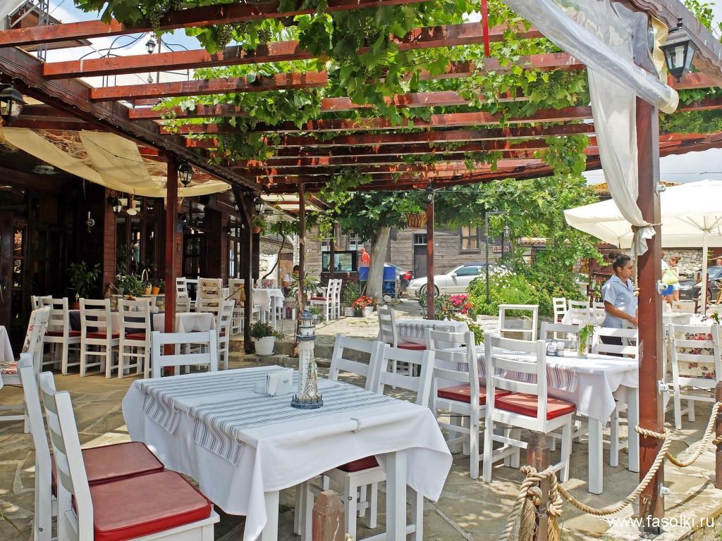 Рестораны в Несебре
