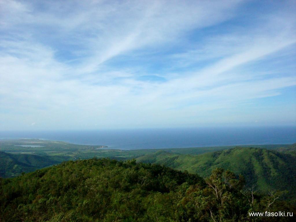 "Карибское море. А ""небо надо мной как сомбреро"""