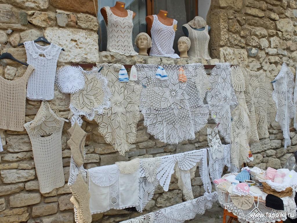 Сувениры в Несебре
